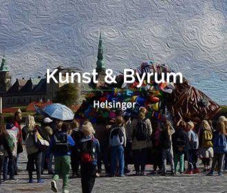 KUNST & BYRUM (ELSINORE) - Website for Elsinore (Helsingør) department of art