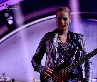 MY MUSICIAN WEBSITE - Website to promote me as a bass player.