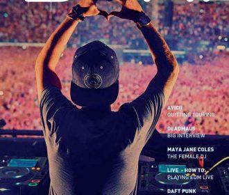 Electronic music magazine